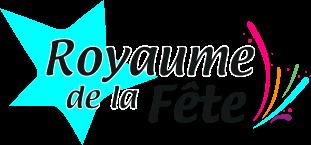Royaume de la fête Logo