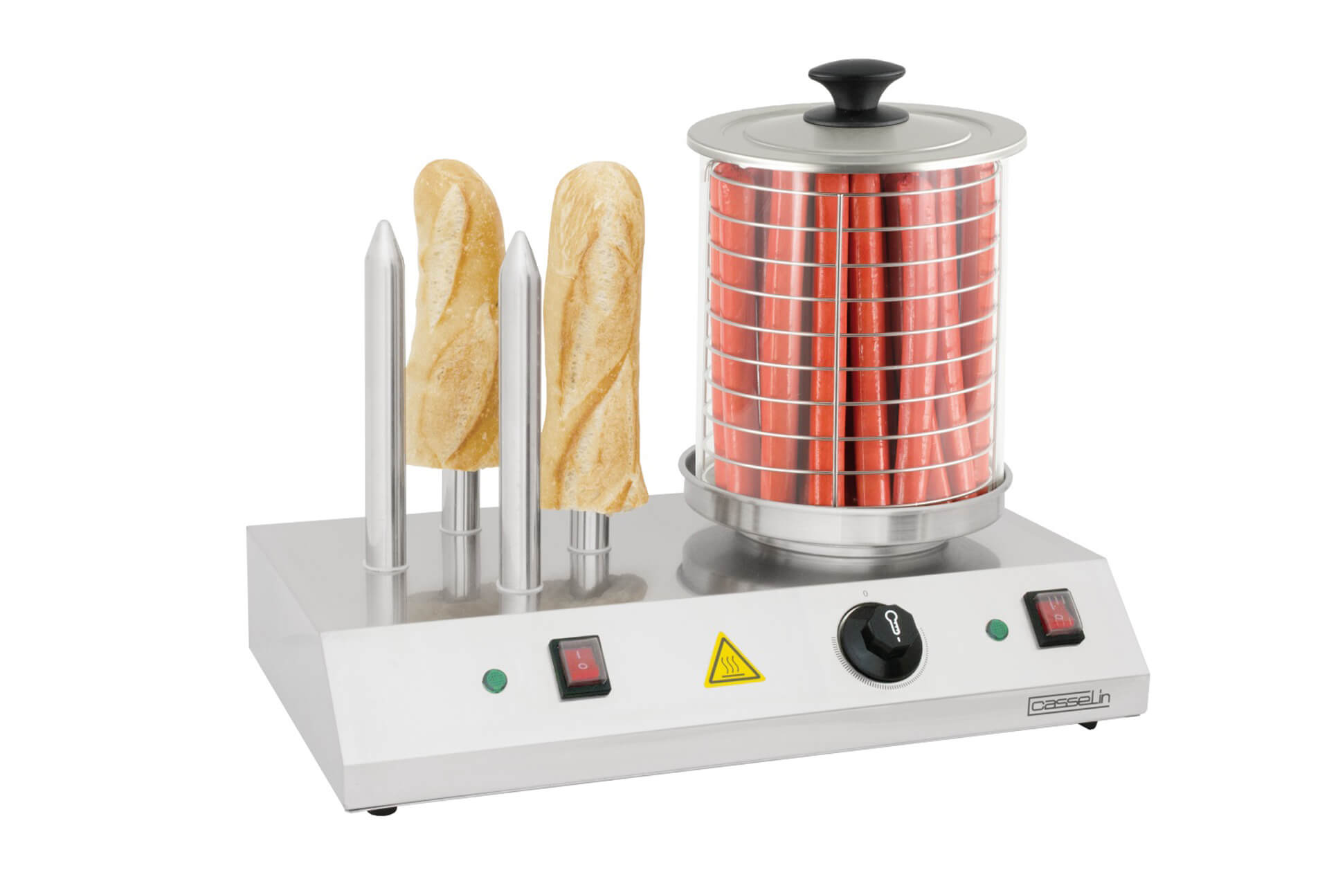 machine hot-dog 4 plots
